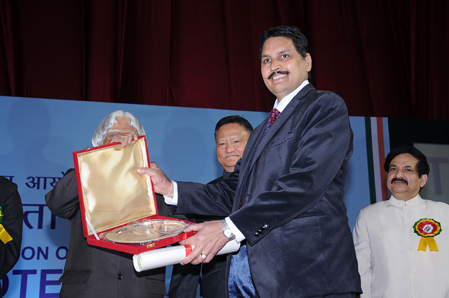 AWARD FOR EXCELLENCE TO STATES: Andhra Pradesh