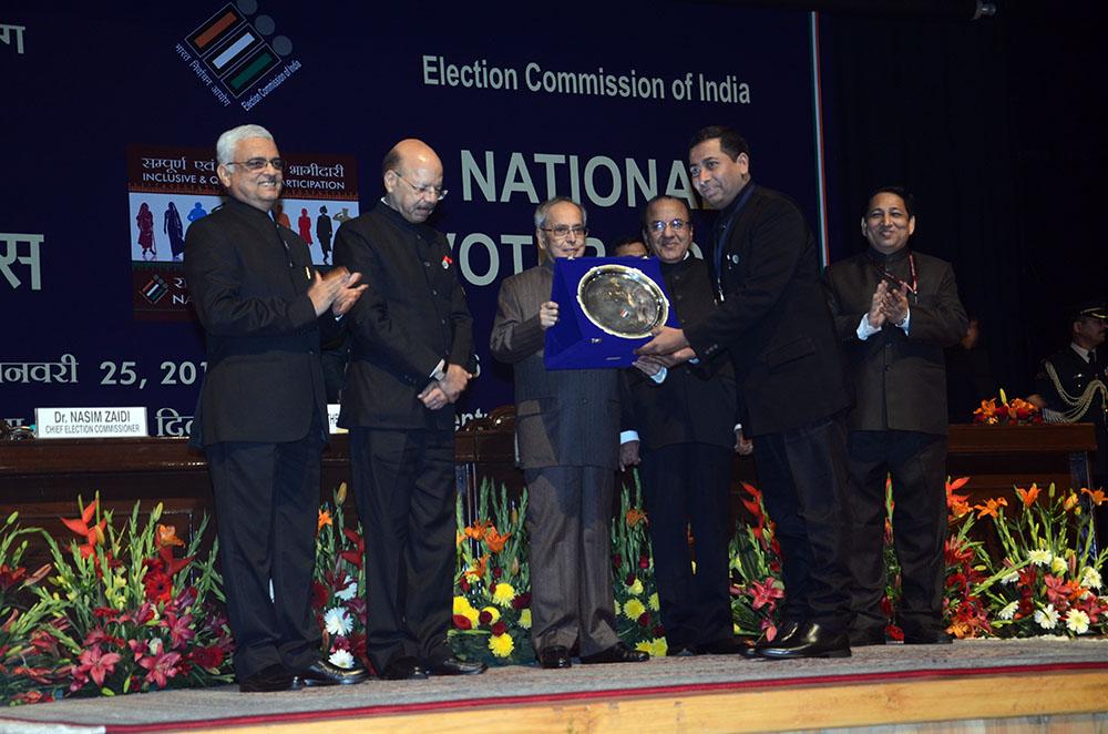 Delhi for Initiatives for PwDs & Electoral Roll Management