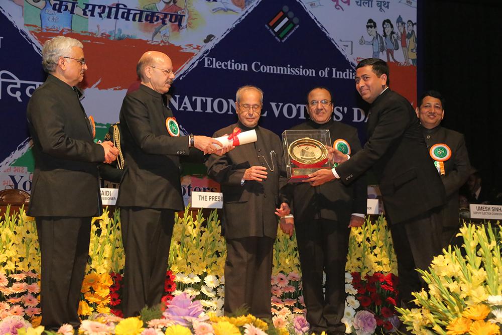 CHANDRA BHUSHAN KUMAR, CEO DELHI