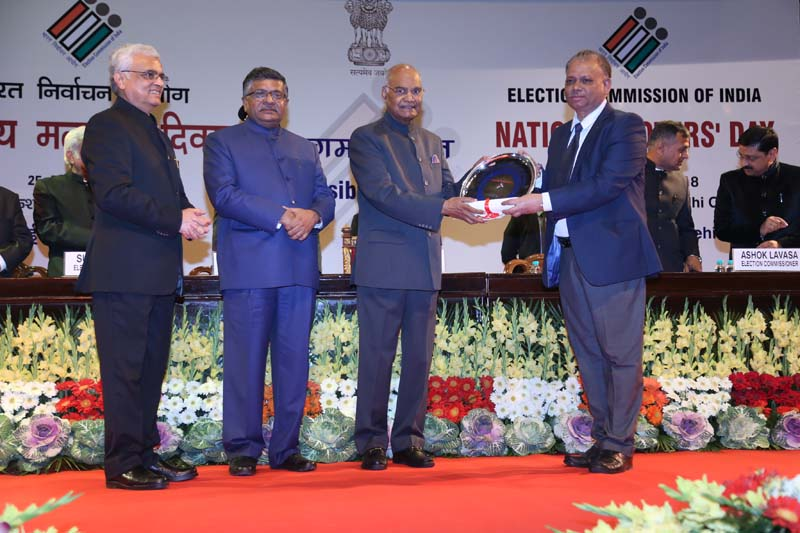 Shri. B B Swain, CEO Gujarat