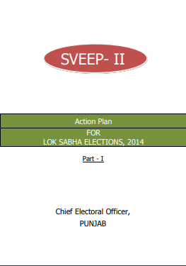 SVEEP Action Plan - Punjab - State Reports/Documents