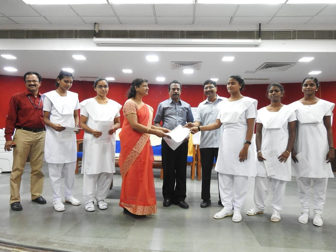 Mother Theresa Institute of Health Sciences - Electoral Literacy Club Inauguration