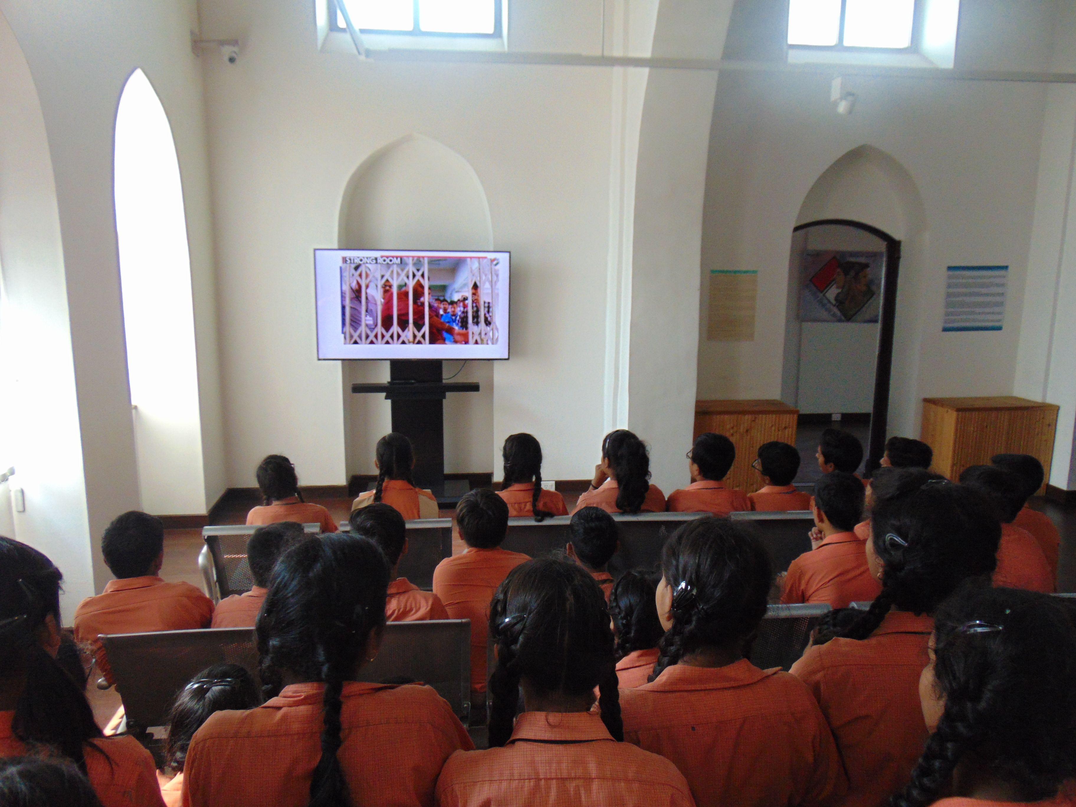 Film show at Election Museum