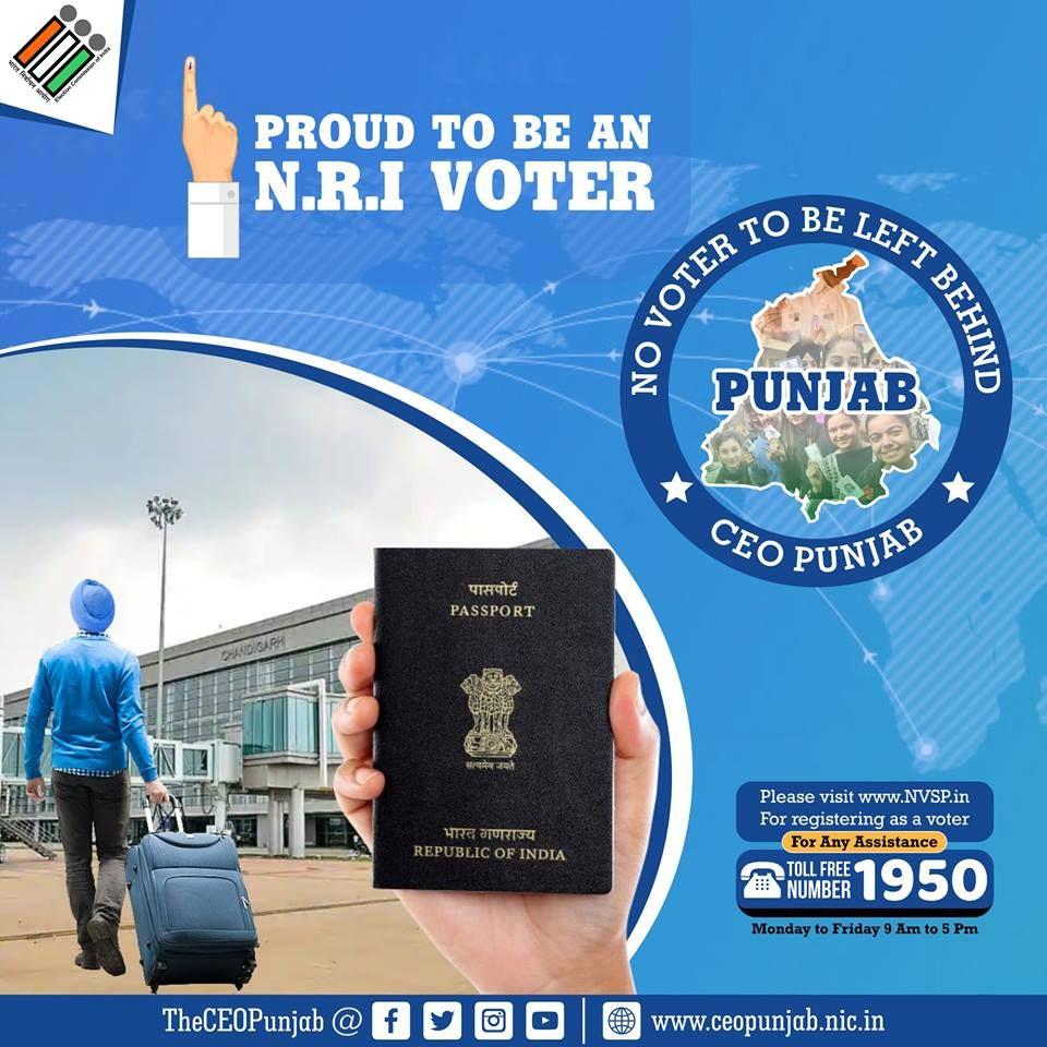 Overseas Voter