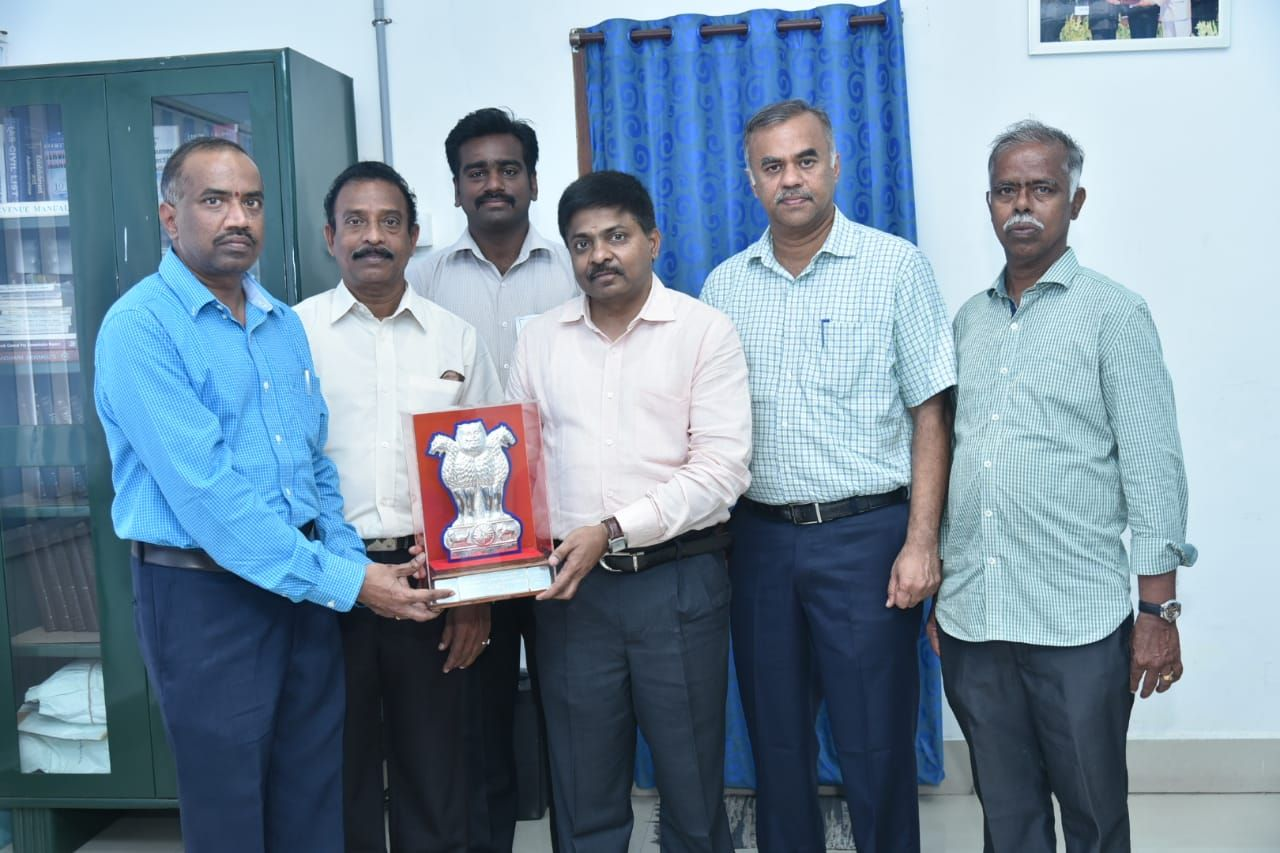 Elections Department, Puducherry  Won the FIRST PRIZE in the Republic Day Parade on 26th JAN 2019