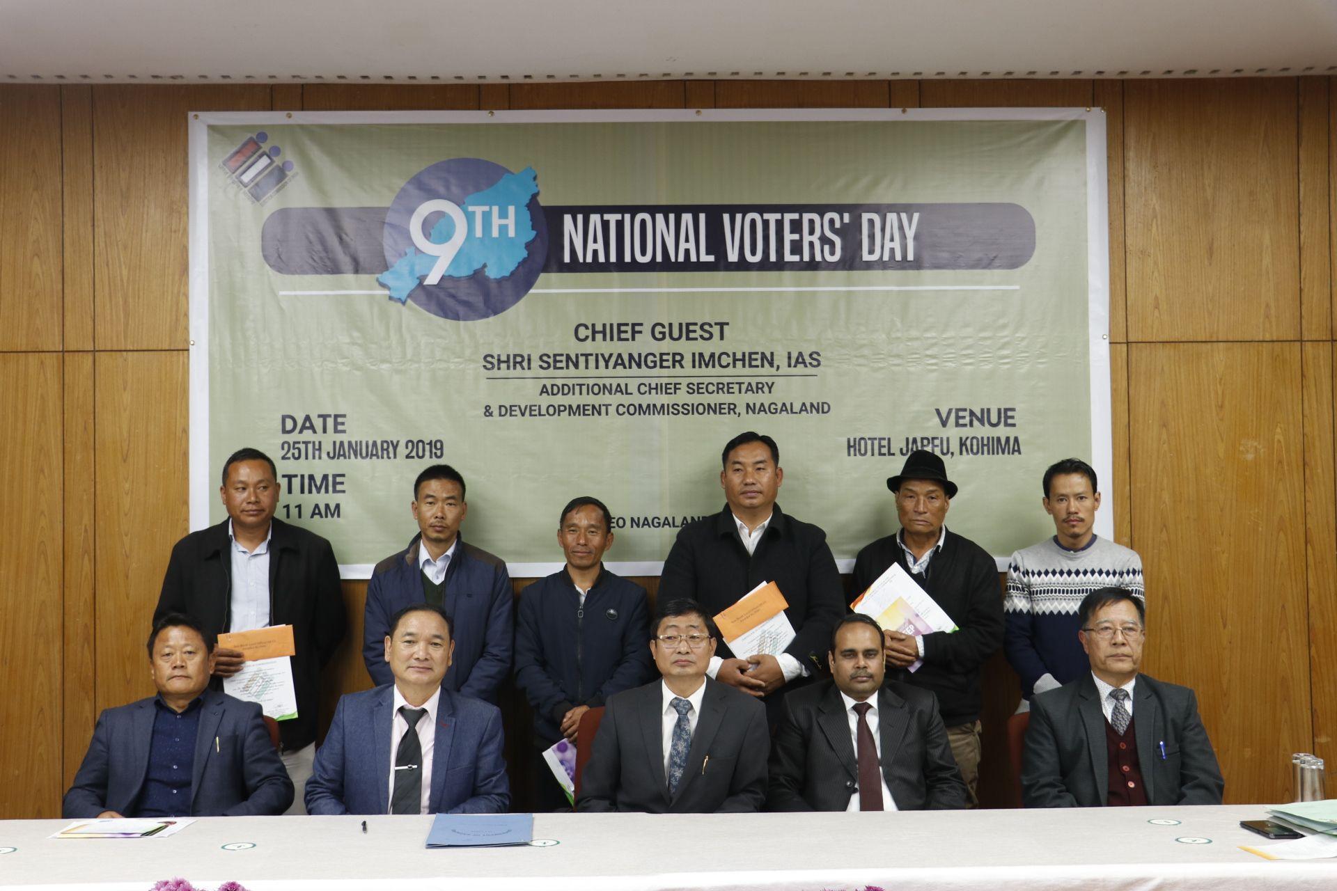 NVD Nagaland 2019