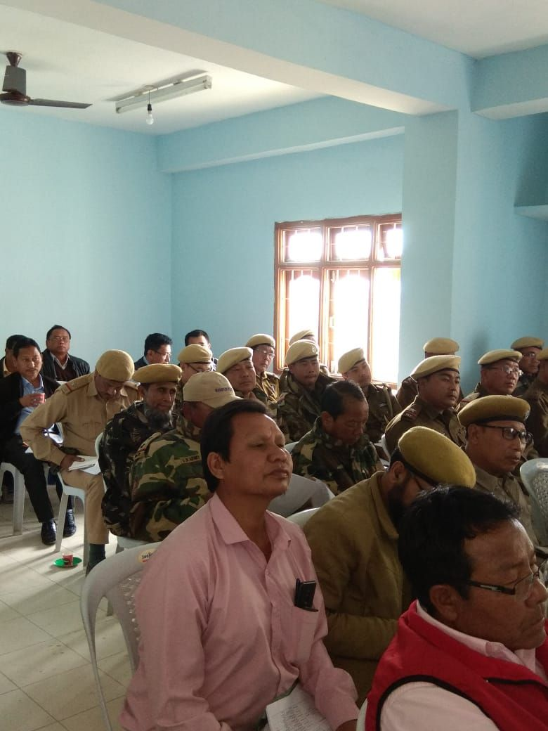 cVIGIL Training Chandel District (2)
