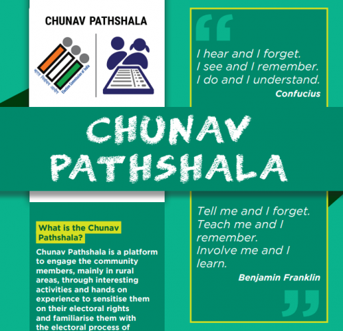 Chunav Pathshala - Systematic Voters' Education and Electoral