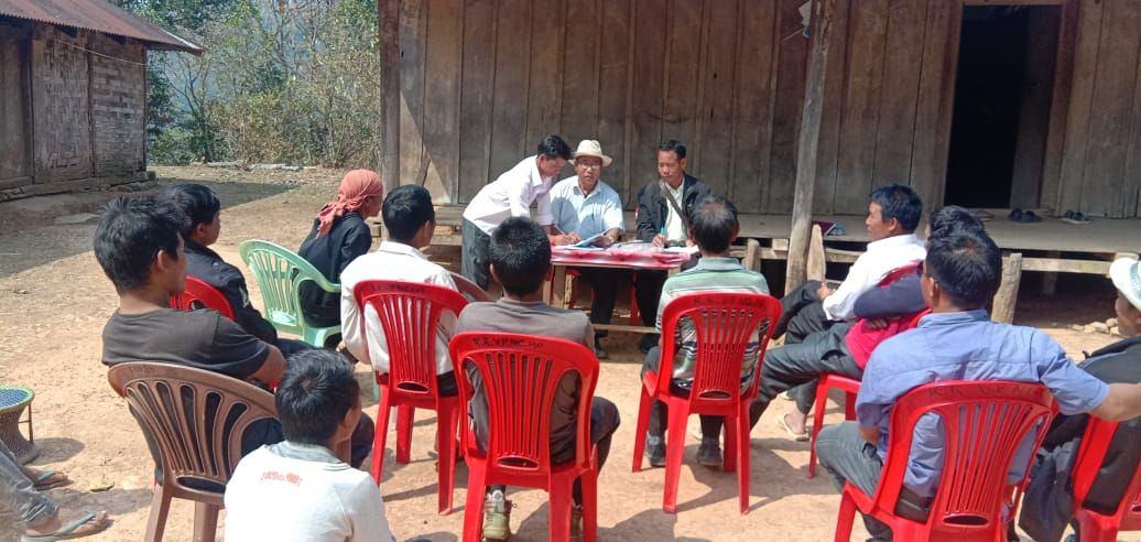 Chandel District Special enrollment camps for left out eligible voters (10)