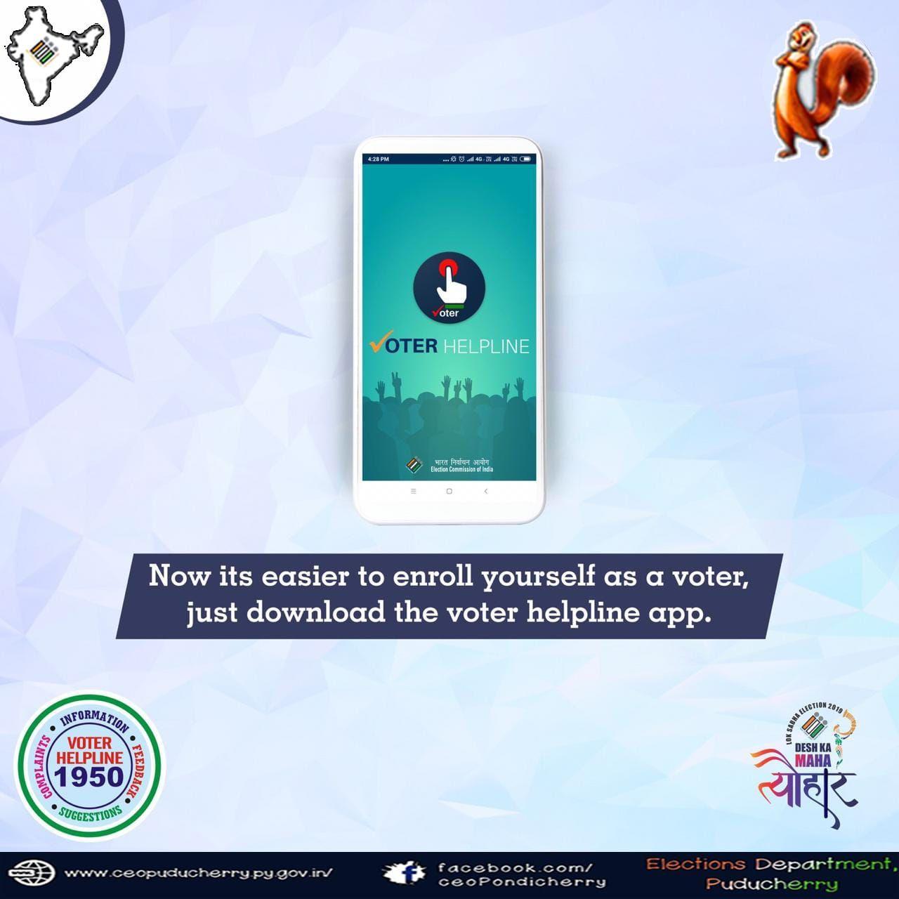 Voter Help Line