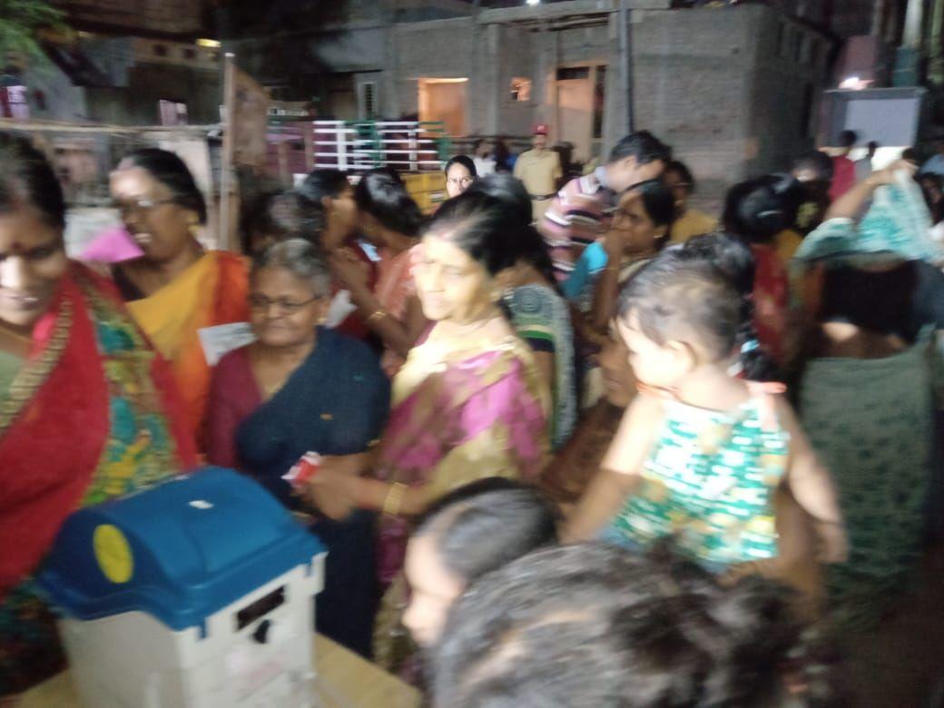 EVM Pondicherry