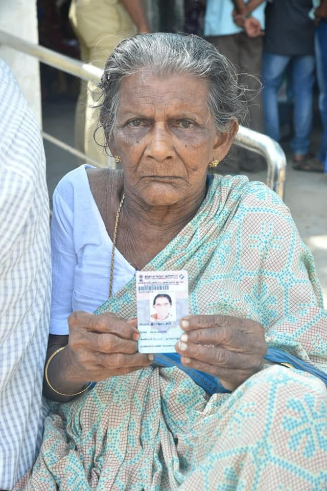 Glimpses of Polling at Puducherry 1.jpg