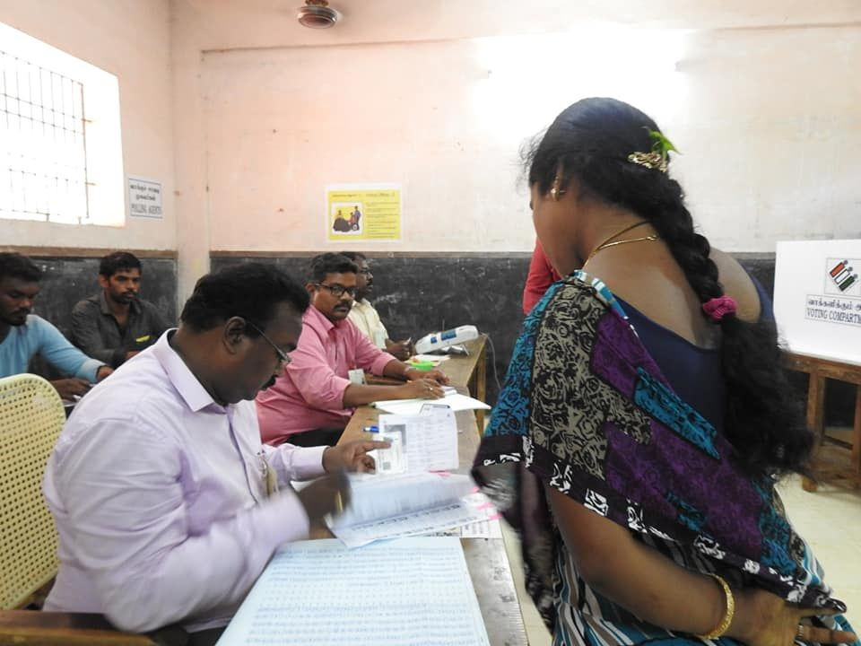 Glimpses of Polling at Kalapet Constituency 1.jpg
