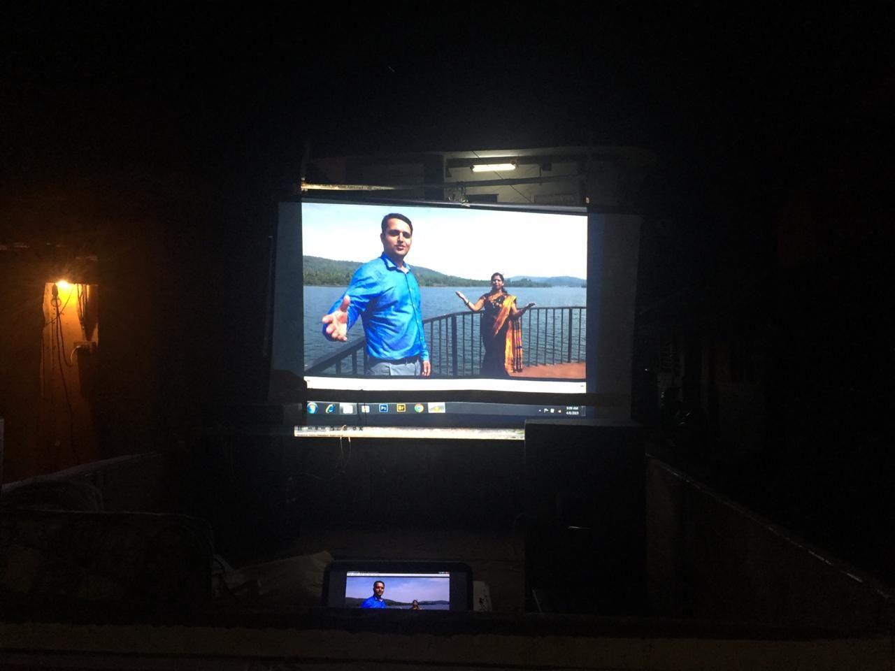 Sveep Video Van At Gaonkarwada (03- Bicholim A.C.)