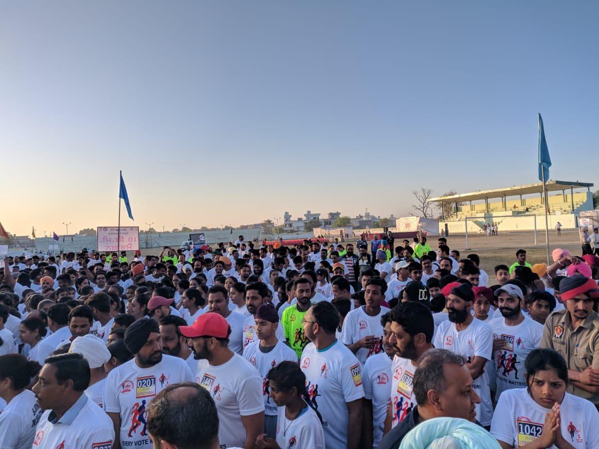 #PunjabRunsForDemocracy Barnala