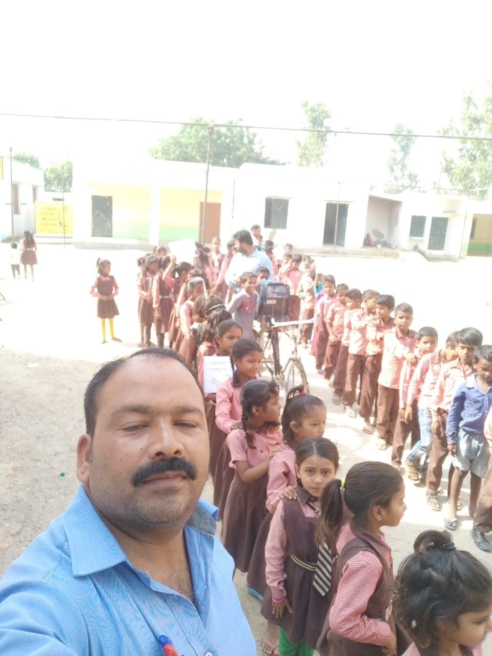 SVEEP DEORIA VOTER AWARENESS PROGRAM PACHLADI RUDRAPUR DEORIA (1).jpeg