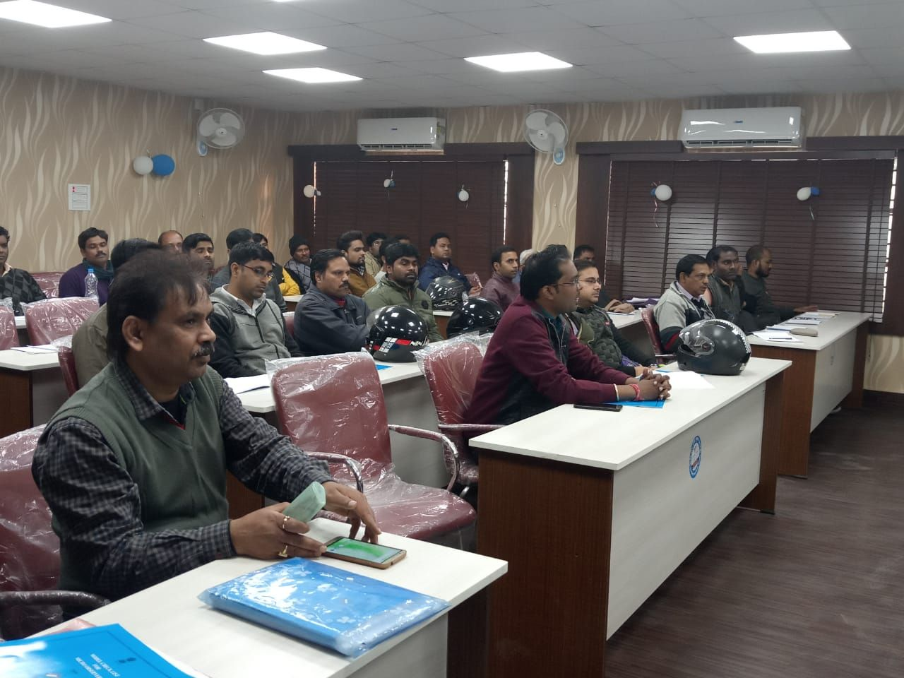General Observer held a meeting with the Micro Observers, DEO PAKUR.jpg