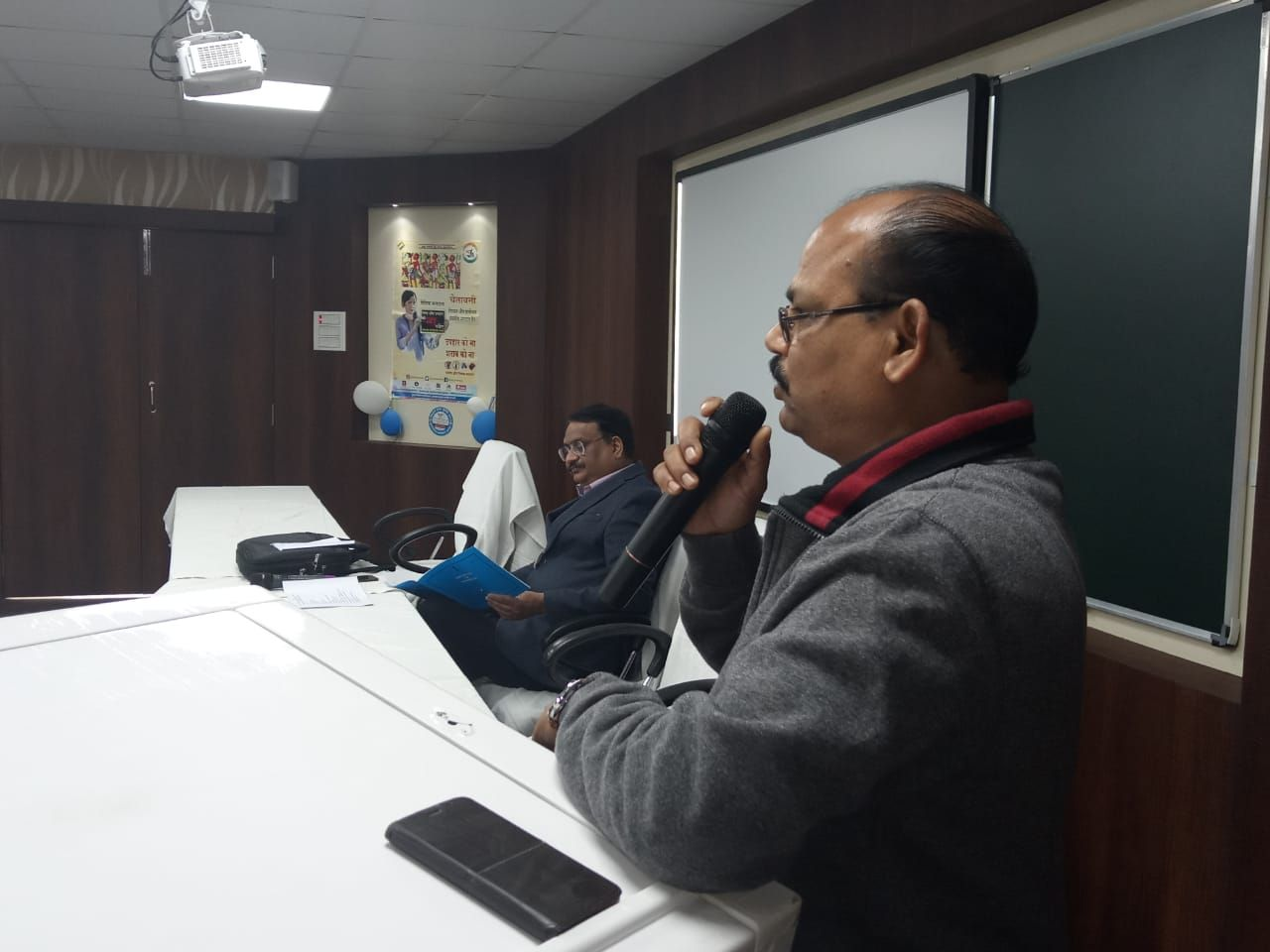 General Observer held a meeting with the Micro Observers DEO PAKUR.jpg