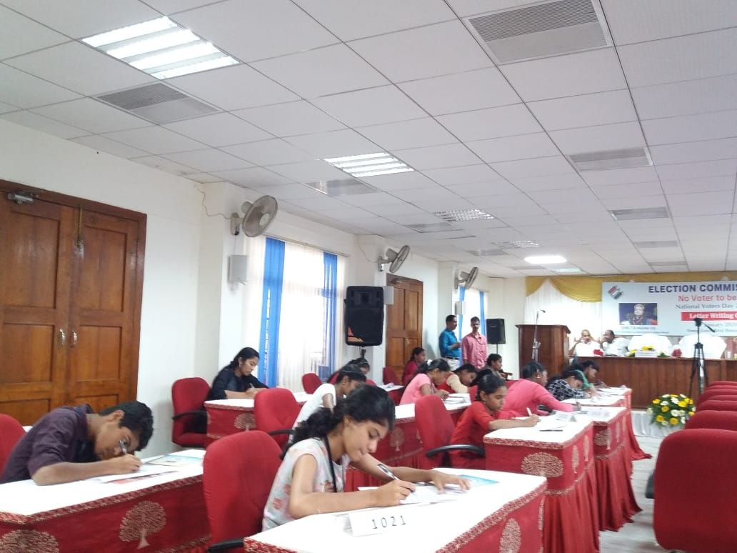 State Level Letter Writing Competition CEO Kerala