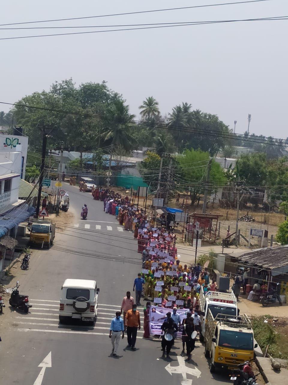 TNLA2021 - 97 Kumarapalayam - Voters Awareness Programme - kuppandapalayam Panchayat on 26_03_2021 (13).jpeg