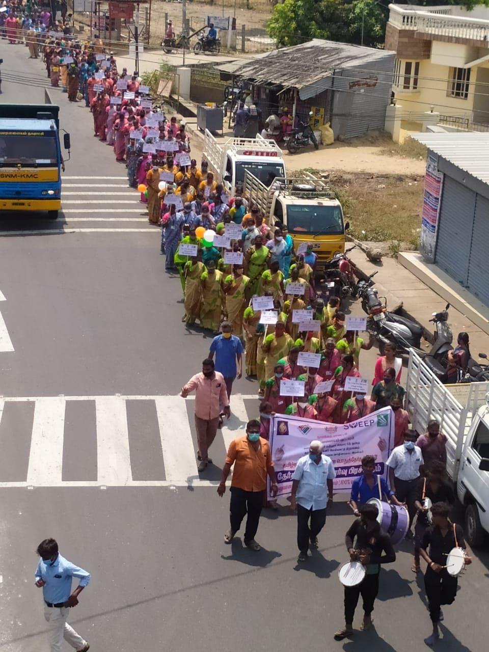 TNLA2021 - 97 Kumarapalayam - Voters Awareness Programme - kuppandapalayam Panchayat on 26_03_2021 (14).jpeg