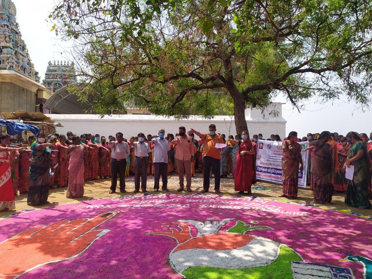 TNLA2021 - 97 Kumarapalayam - Voters Awareness Programme - kuppandapalayam Panchayat on 26_03_2021 (5).jpeg