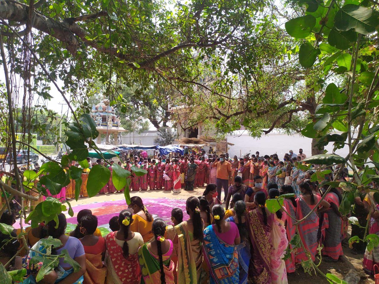TNLA2021 - 97 Kumarapalayam - Voters Awareness Programme - kuppandapalayam Panchayat on 26_03_2021 (8).jpeg