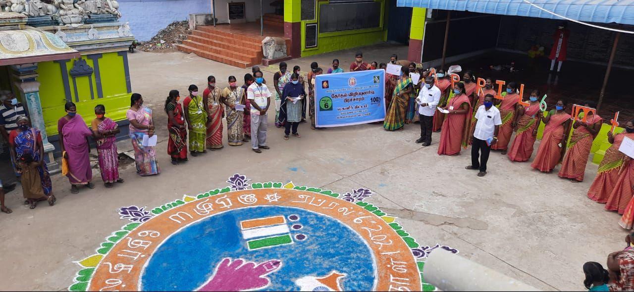 TNLA2021 - 95 Paramathy Velur - Voters Awareness Programme -Kabilarmalai - On 25.03.2021 (5).jpeg
