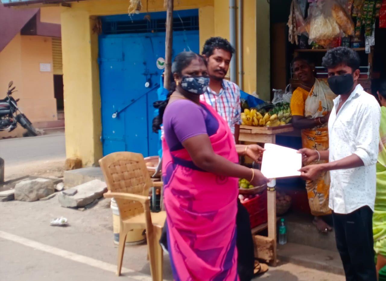 TNLA2021 - 97 Kumarapalayam - Voters Awareness Programme - Notice issued - Pallipalayam Block - On 01.04.2021 (2).jpeg