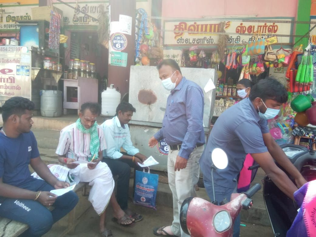 TNLA2021 - 94 Namakkal - Issuing of awareness notice in less polling areas - Namakkal Block - On 02.04.2021 (5).jpeg