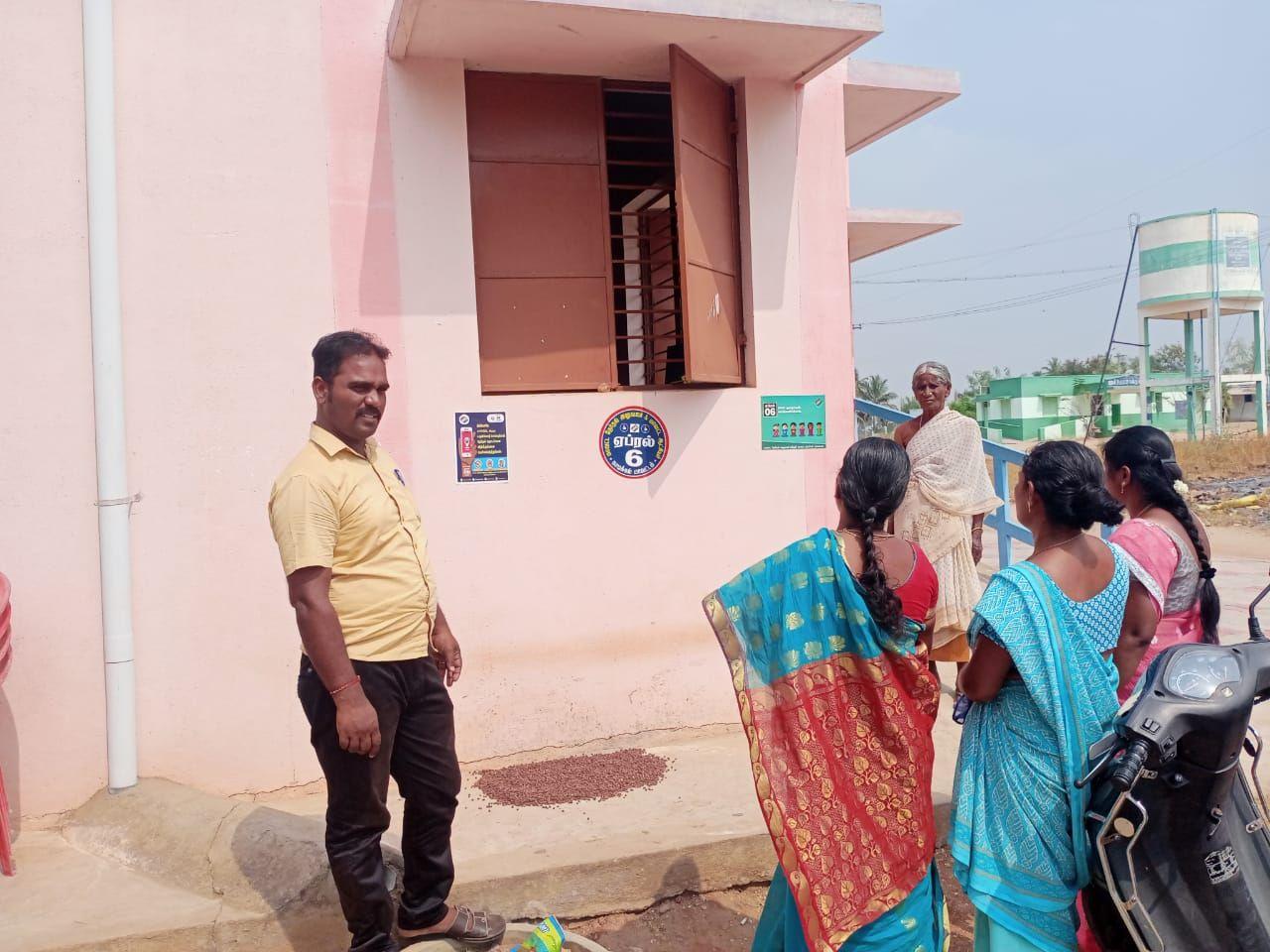 TNLA2021 - 96 Tiruchengode - Voters Awareness Programme - Noctice issued - Tiruchengode Block - On 01.04.2021 (2).jpeg