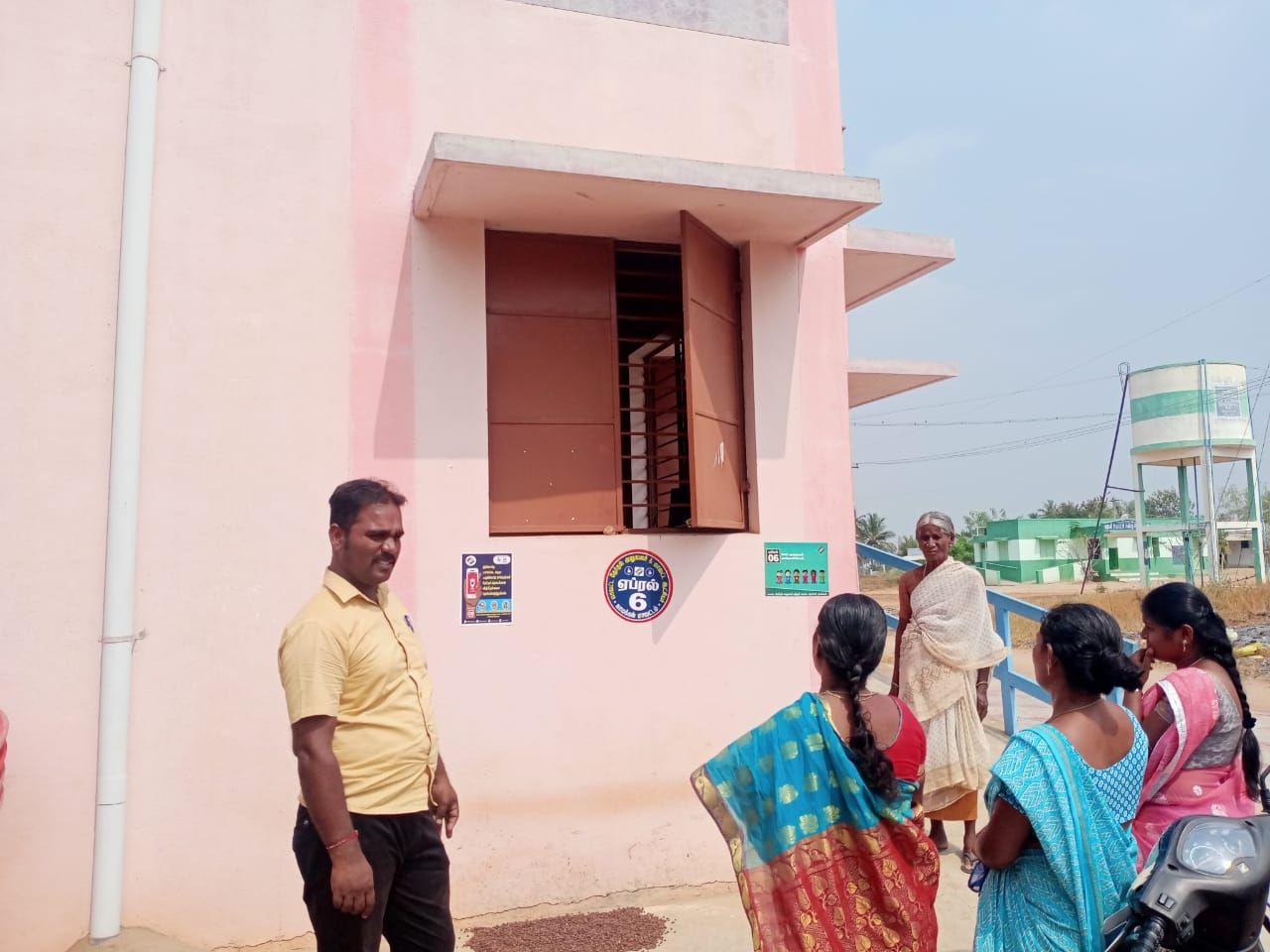 TNLA2021 - 96 Tiruchengode - Voters Awareness Programme - Noctice issued - Tiruchengode Block - On 01.04.2021 (1).jpeg