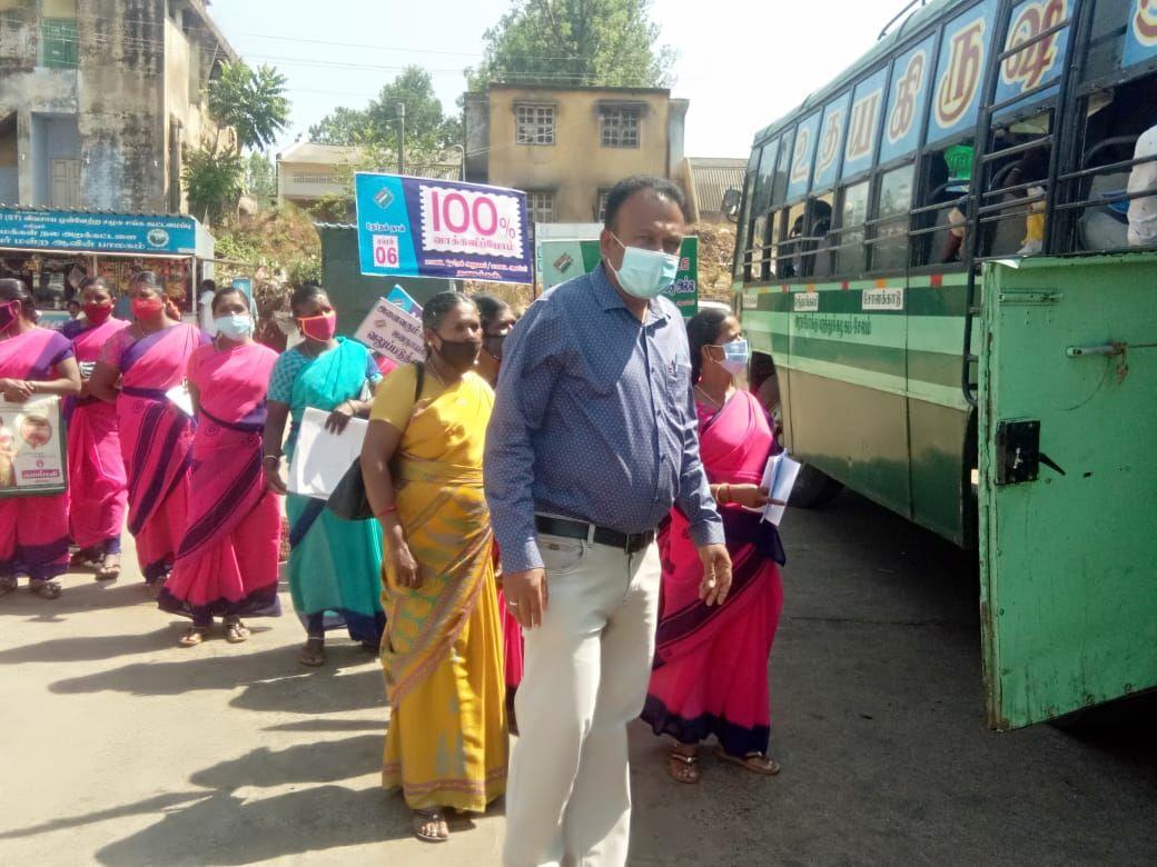 TNLA2021 - 94 Namakkal - Issuing of awareness notice in less polling areas - Namakkal Block - On 02.04.2021 (2).jpeg